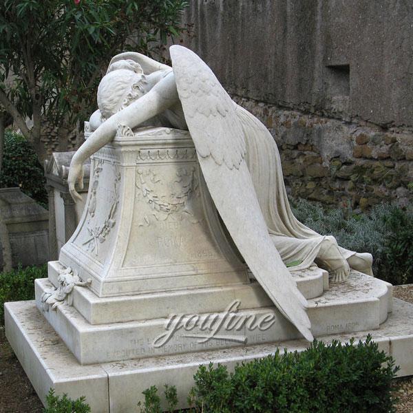 Ангел гранит памятник для декара