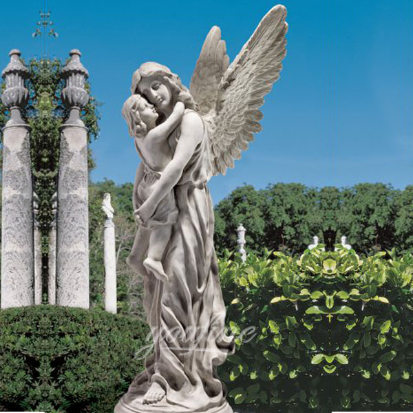 Ангел севера скульптура