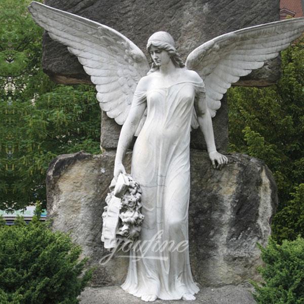 Молитва ангелу хранителю из мрамора