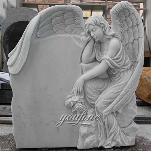 Памятник с ангелом любимому для покупки