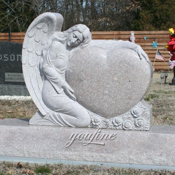 Памятник с ангелом любимому для продажи