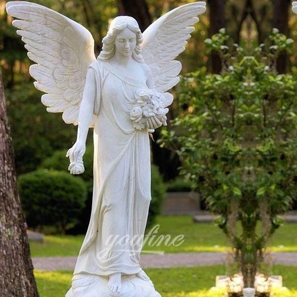Фигурка ангела для декора