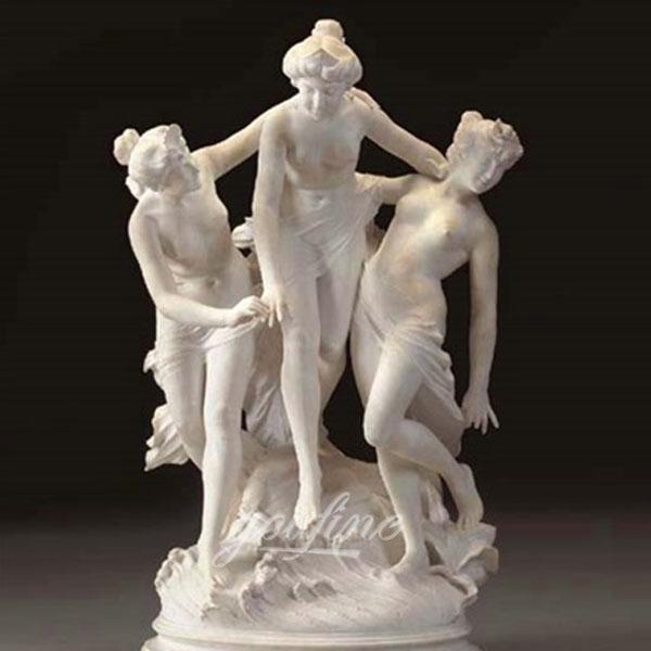 Статуя три грации для сада