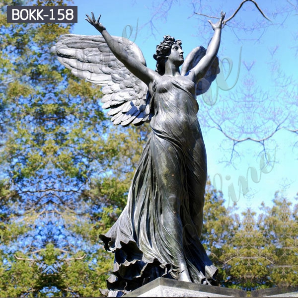 Кастинг Бронзовая статуя Ангела