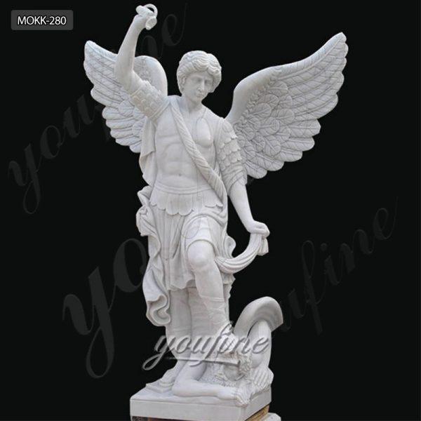 Статуя Святого Михаила, знаменитая мраморная скульптура на продажу